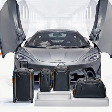 マクラーレン×TUMI(トゥミ)本格始動!デザイン、素材、カラーにこだわった機能性抜群なバッグ他アイテムが発売開始