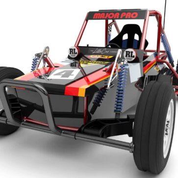 タミヤを象徴するRCカー「ワイルドワン」がほぼ実車サイズになって発売