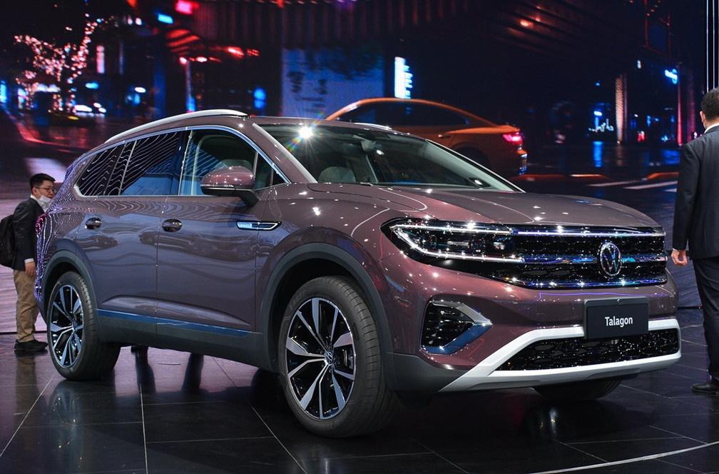 VWが「同社史上最大」SUV、タラゴンを中国にて発表