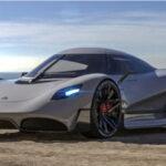 英国から1,100馬力の新興ハイパーカー、ヴィリテック・アプリケール登場