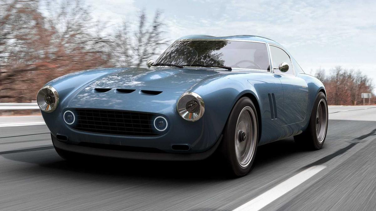 フェラーリ250GTOの現代公道版「スクアーロ」の概要が公開
