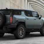 GMCハマーEVに「SUVボディ」追加!ハードな中にもスタイリッシュさが光る