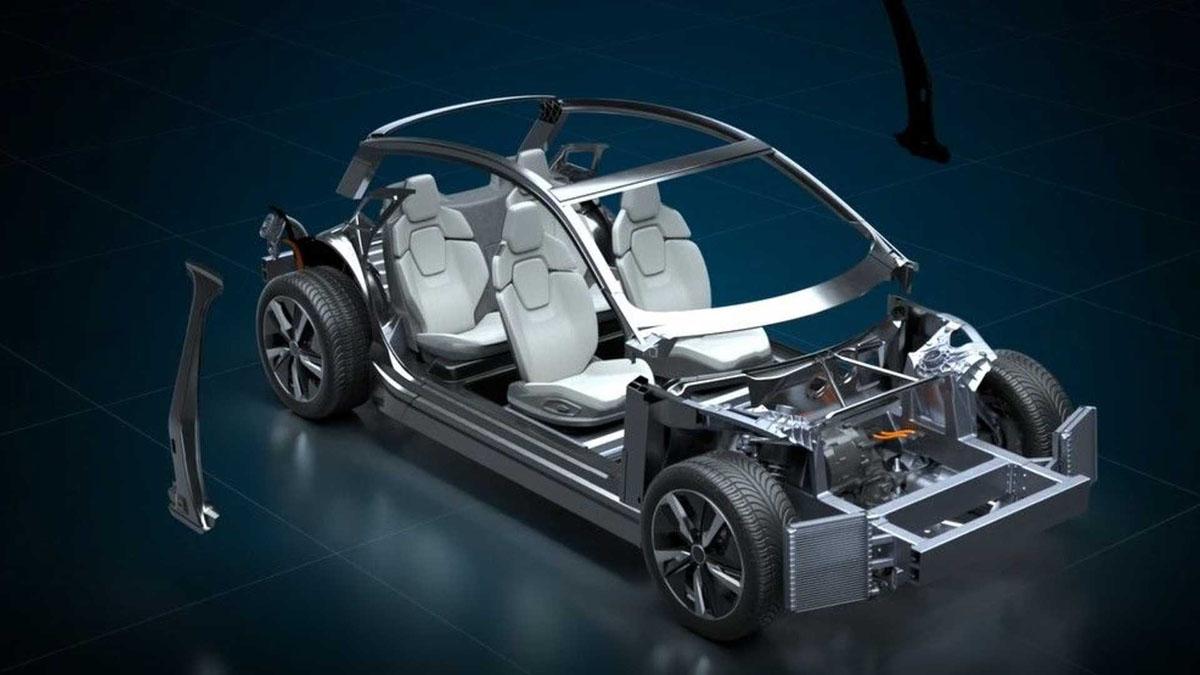 イタルデザインとウィリアムズが提携を発表!1000馬力、航続距離1000kgのEVプラットフォーム「EVX」を新興・既存自動車メーカー向けに販売する模様