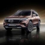 メルセデス・ベンツが新型EV、「EQB」発表