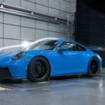 ポルシェは新型911GT3の開発に際し「時速300km/hで5,000キロ、17時間(給油以外)ぶっ通し」でテストを行っていた