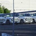 新型トヨタ・ランドクルーザー(300系)完全リーク、インスタにその内外装がアップされる