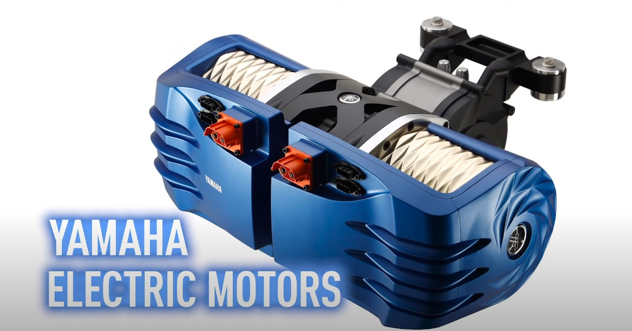 ヤマハがハイパーカー用エレクトリックモーター市場に参入
