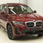 新型BMW X3の画像がリーク