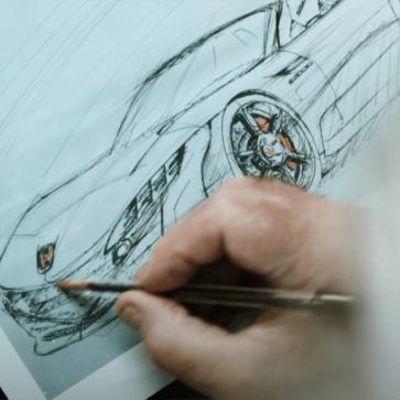 元ピニンファリーナのデザイナーが「ホンダS2000コンセプト」を公開