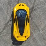 「製造第一号」のマクラーレンP1が競売に登場