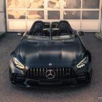 メルセデスAMG GTにもスピードスター登場!ルーフを取り払い220kg軽量化、出力は850馬力