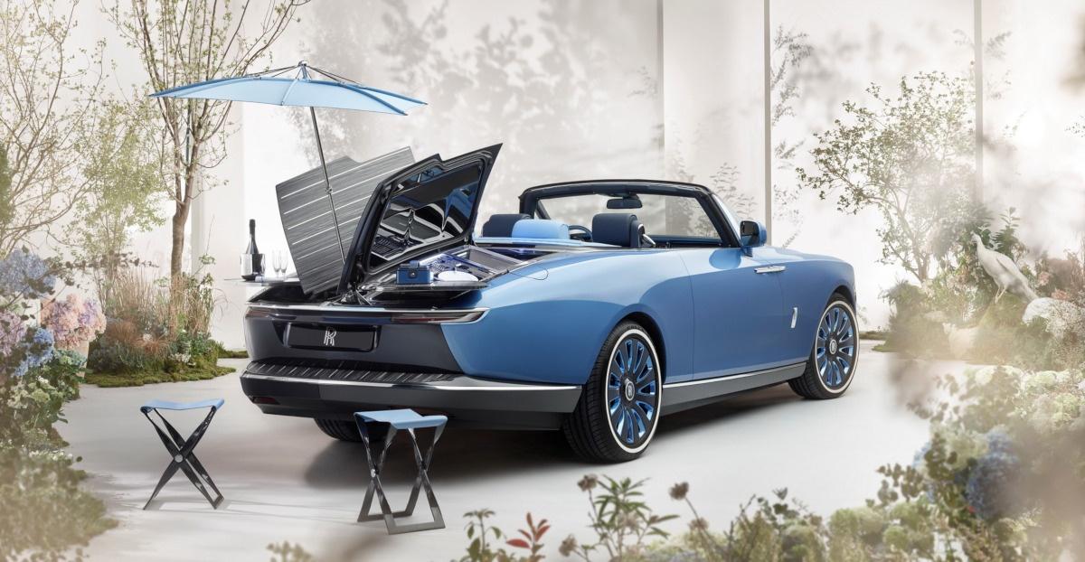 自動車史上最高額「30億円」のロールスロイス、「ボートテイル」発表