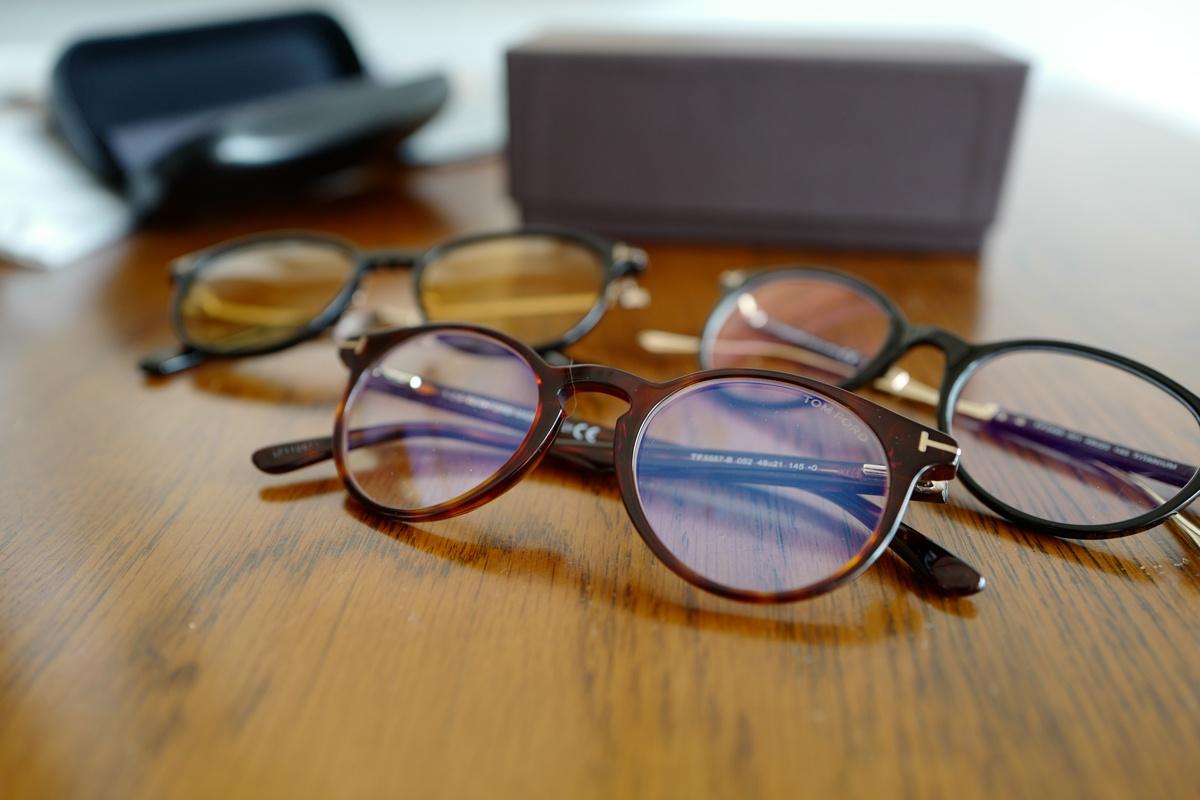 4本目となるトム・フォードのサングラス(メガネ)購入