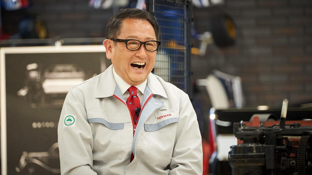 トヨタの株主は豊田章男社長に不満