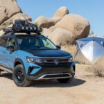 VWが「タオス・ベースキャンプ・コンセプト」発表