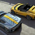 フェラーリが新型限定モデル「812コンペティツォーネ」、さらにオープン版の「812コンペティツォーネA」発表