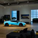 ランボルギーニがNYに「VIPラウンジ」開設!ランボルギーニオーナーやその関係者を対象とし「今までに見たことのない車、イタリア料理、特注車輌の展示」を行なう