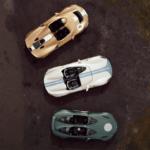 フェラーリ・モンツァSP1、マクラーレン・エルヴァ、アストンマーティンV12スピードスターが一同に会する