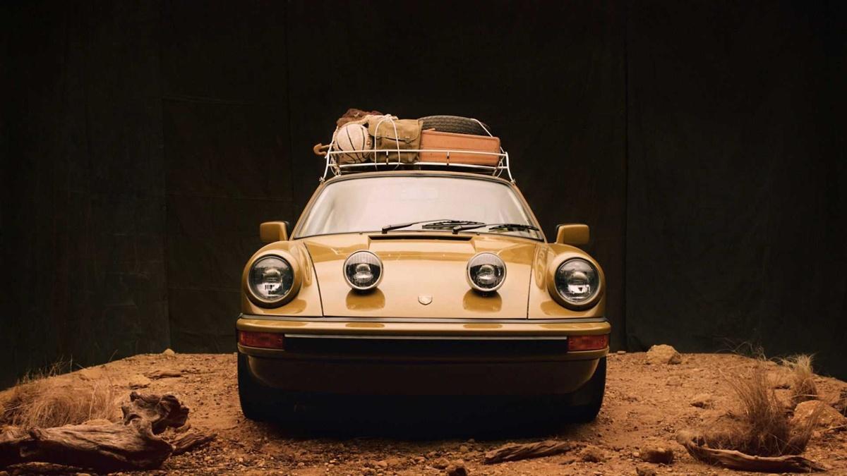 ポルシェが公式に「911SCのレストモッド」公開
