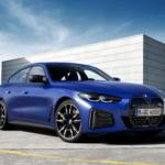 BMWが「M史上初」のエレクトリックモデル、i4 M50を発表