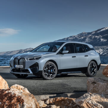 BMWがiXの詳細そして価格(約900万円)を公開