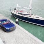 ベントレーが「オーナーの要望にて」コンチネンタルGTとマッチした内外装を持つヨットをデザイン