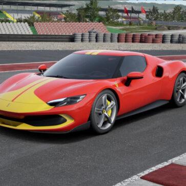 フェラーリ296GTBのコンフィギュレーター公開!ボディカラーは全26色、内装は全15色、走り志向の「アセット・フィオラノ」パッケージも