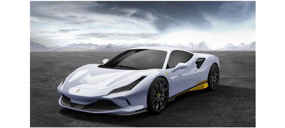 日本国内向けに「毛利元就」テーマのフェラーリF8トリブート「 ALLEGGERITA CARBONIO 35.6」が発表