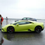 ランボルギーニ大阪/神戸主催、「ジムカーナ・テストドライブ」に参加してきた
