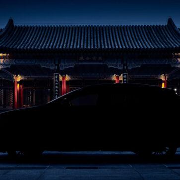レクサスがフルモデルチェンジ版「新型NX」のティーザー画像第二弾を公開