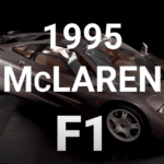 最初のオーナーは日本人!ワンオフのボディカラーを持つマクラーレンF1が競売に登場