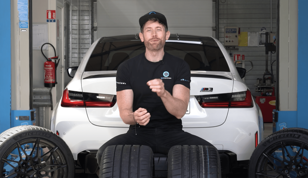 同じミシュラン・パイロットスポーツ4Sでも「一般向けタイヤ」と「BMW認証タイヤ」はこう違う