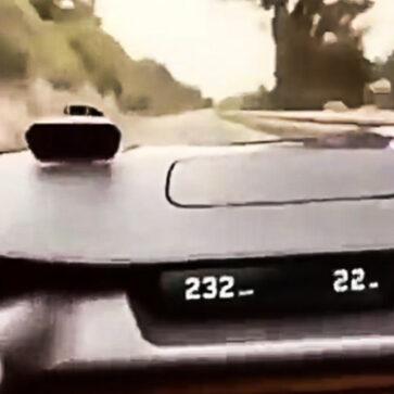 リマックがネヴェーラの試乗イベント中、公道上にて「142km/hオーバー」で走ったことが判明