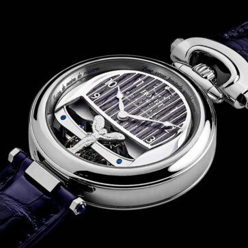 自動車史上もっとも高価なクルマ、「ロールス・ロイス・ボートテイル」にセットされるボヴェ製腕時計はペアだった
