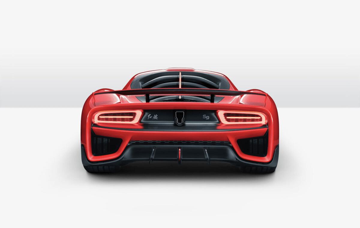 1,400馬力のハイパーカーを開発中の中国・紅旗がフェラーリ元重役を獲得
