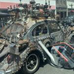 どうしてこうなった・・・!世にも奇妙なスチームパンク風VWビートルが目撃される