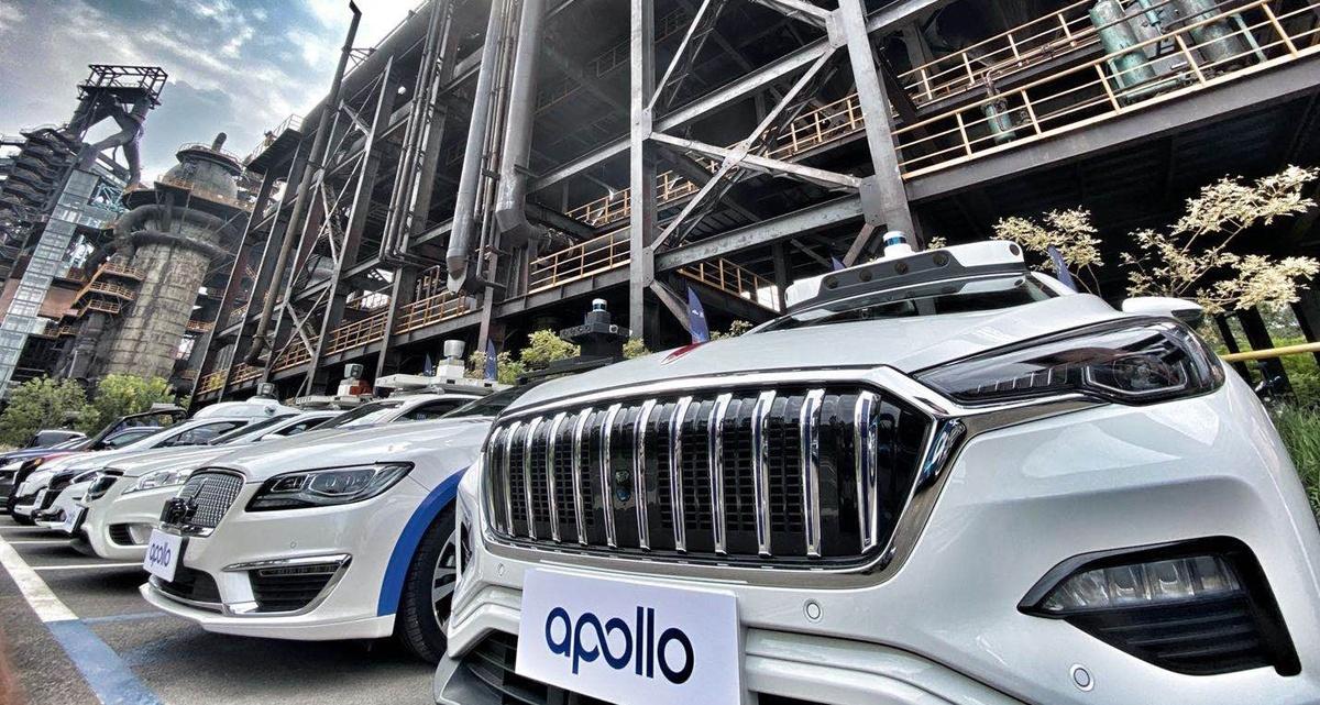 中国バイドゥが自社でロボタクシーを計画