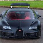 48台のみが生産されたブガッティ・ヴェイロン16.4スーパースポーツ「最後の一台」が中古市場に