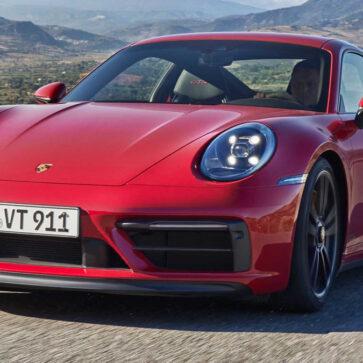 新型ポルシェ「911カレラGTS」「タルガ4GTS」発表!先代比+23PS、ブレーキは911ターボから、そしてオプションにて「リアシート除去」も可能
