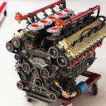 アルファロメオF1のV10エンジン