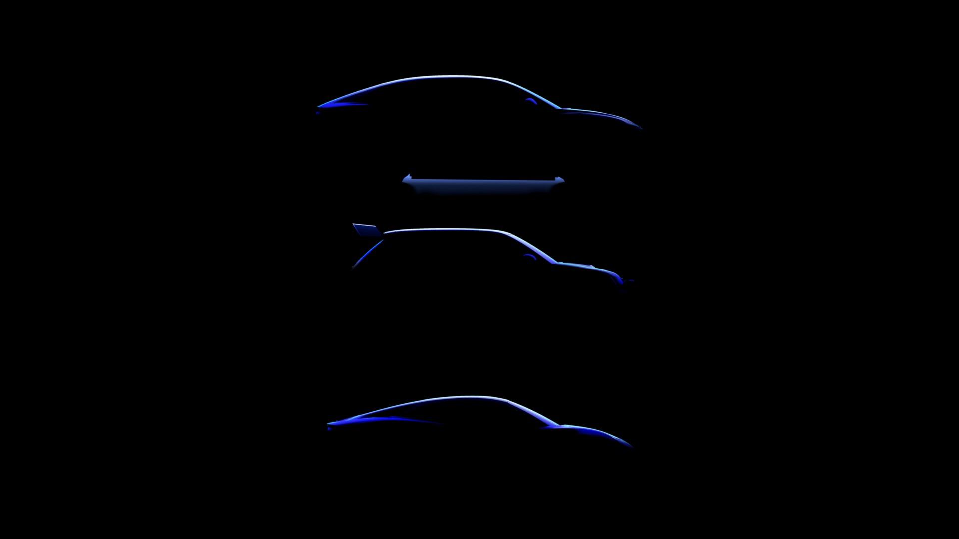 アルピーヌが2024年以降に発売する「EV3兄弟」の情報を公開