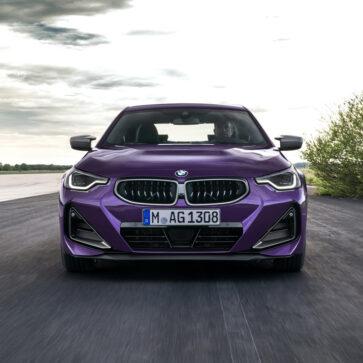 BMWがついに新型2シリーズ・クーペを発表!内外装ともに「i4」「iX」にも通じる新世紀のBMWがここに誕生