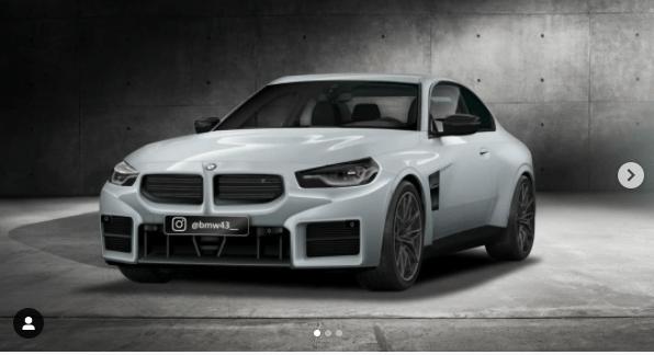 新型BMW M2のリーク
