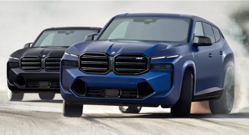 BMW X8 Mが発売されたらこんな感じ?これまでのスパイフォトから推測した姿がこちら