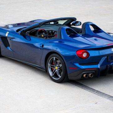 「世界で最も稀少なフェラーリ」のひとつ、F60アメリカが競売に登場予定!生産わずか10台のみ、選ばれしものだけが購入できた北米市場限定モデル