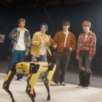 ヒュンダイ×BTS!買収したボストン社のロボット犬「スポット」とBTSがダンスを踊り、ロボット産業への本気を見せる