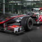 ルイス・ハミルトンがドライブしたマクラーレンF1