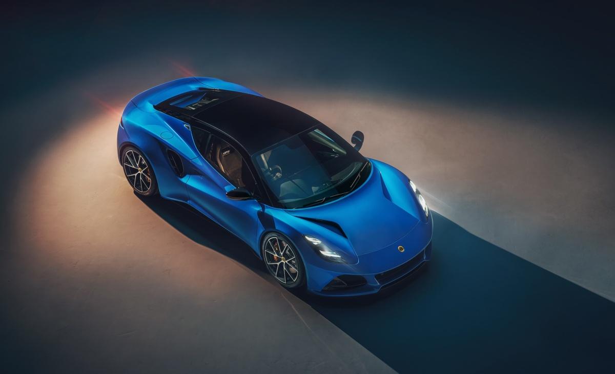 ロータスが新型車「エミーラ」発表!なんとエンジンはメルセデスAMG製