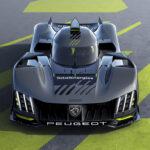 さすが「おフランス」!レーシングカーなのに内外装ともオシャレさを忘れないル・マン用レーシングカー「プジョー9X8」が公開