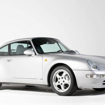 ヤフオク!に未登録のポルシェ911(993)が3000万円、911スピードスター(997)と日産スカイラインGT-R(R34)が5000万円で出品される